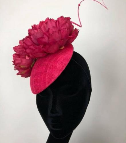 Click for more information on this Amelia hat