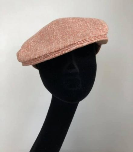 Click for more information on this Blánaid Flat Cap hat