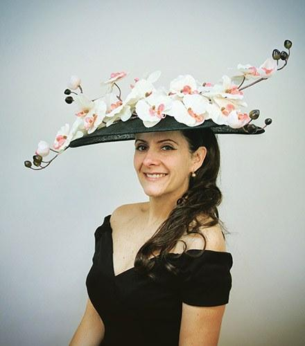 Click for more information on this Sophia hat