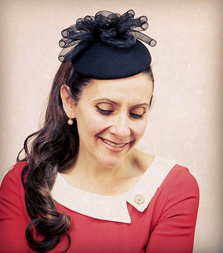Click for more information on this Beatrice hat