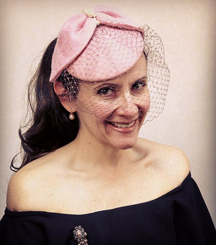 Click for more information on this Clara hat
