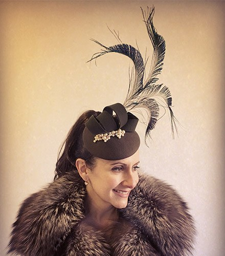 Click for more information on this Josephine hat