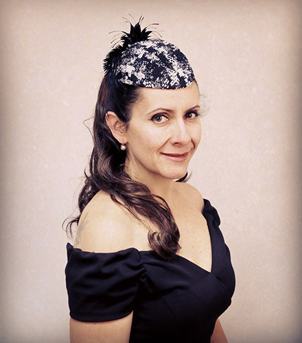 Click for more information on this Mademoiselle Coco hat